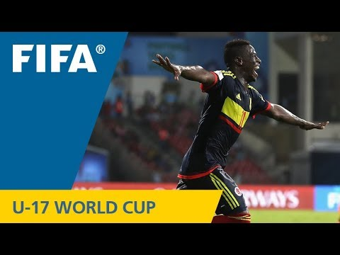 Match 26: USA v Colombia – FIFA U-17 World Cup India 2017