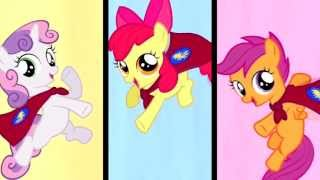 3-2-1 Ponies