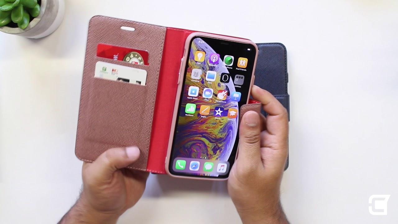 iphone xs case rfid