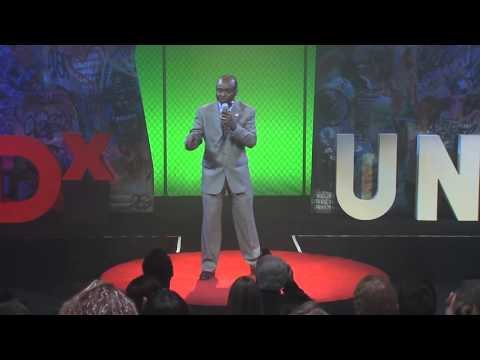 Happiness as a Default Position by Edwin Edebiri, Chief Happiness Officer at TEDx Talk.