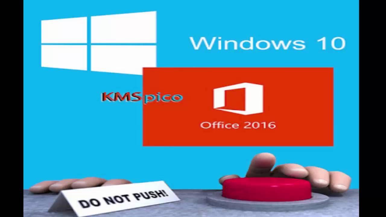 Activar Windows 7/8/10 y Office con un solo click (KMSPICO)