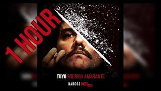 NARCOS MEXICO - TUYO - RODRIGO AMARANTE - 1 HOUR VERSION