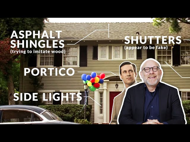 Architect Breaks Down 5 TV Houses from Mad Men, That '70s Show & More | Architectural Digest