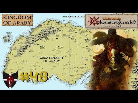 Crusader Kings II / Warhammer / Araby / #48 / Something something topical