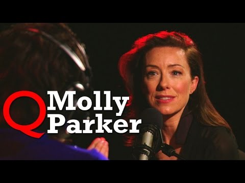 Molly Parker in Studio Q