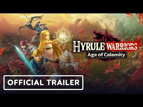 Hyrule Warriors: Age of Calamity - Official Trailer | TGS 2020