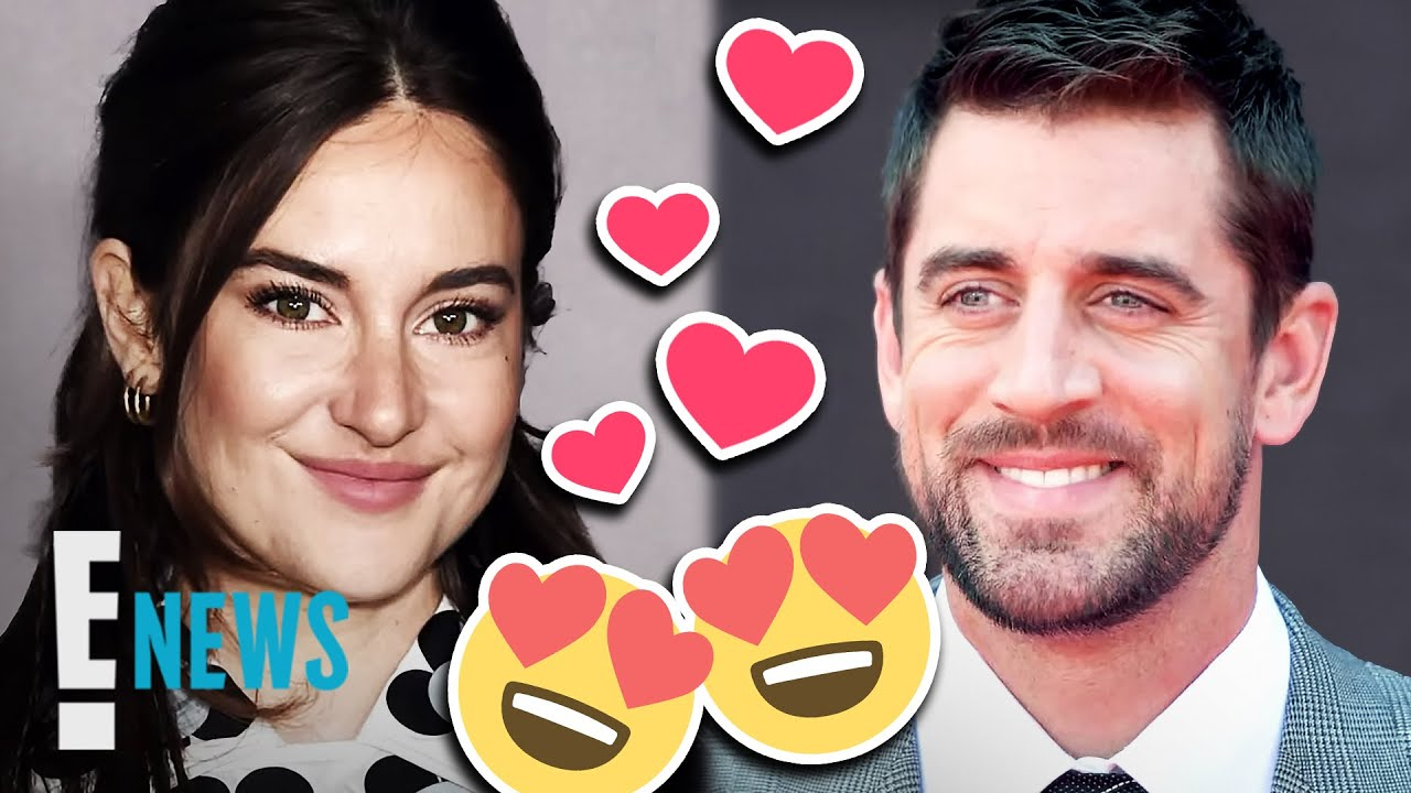 Why Shailene Woodley & Aaron Rodgers Jumped In Headfirst Into ...