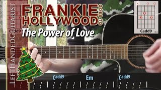 Frankie Goes to Hollywood - The Power of Love | guitar lesson