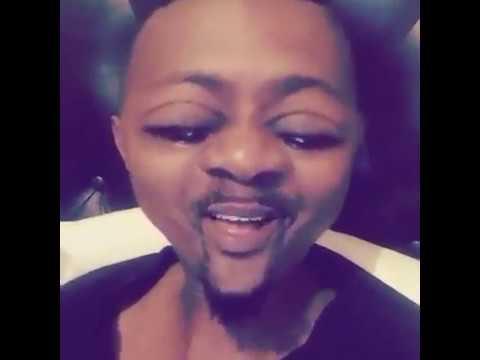 Kagiso Modupe Tholukuthi unama bedroom eyes