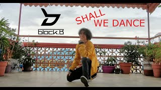 블락비 Block B - Shall We Dance cover by PAN