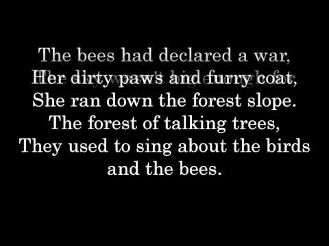 Of Monsters And Men - Dirty Paws - Lyrics [My Head Is An Animal] HD
