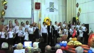 Звонкие голоса - Казаки в Берлине(Торжественный приём главы города посвящённый 69 годовщине Победы над фашисткой Германией., 2014-05-06T20:14:35.000Z)