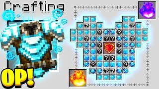 How to Craft a $1,000 GOD Chestplate! - Minecraft 1.14 Crafting Recipe thumbnail