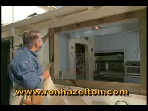 How to Install a Kitchen Garden Window