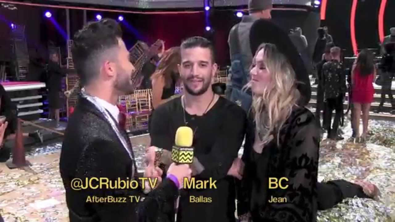 Mark Ballas Bc Jean Dancing With The Stars Grand Finale Season