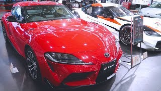 THE NEW SUPRA SUCKS! - Odaiba Toyota Museum thumbnail