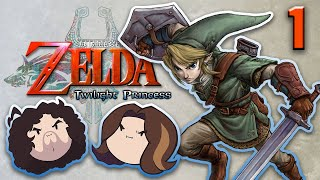 Zelda Twilight Princess: Meet Spantzz - PART 1 - Game Grumps
