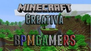 Minecraft - Gameplay Creativa #6 [ITA] - Casa lusso con piscina per Paul