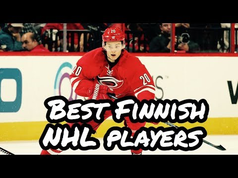 NHL Best FINNISH Players