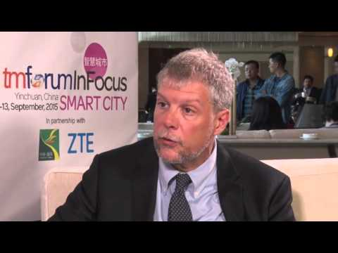 Peter Marx Interview at Smart City InFocus 2015