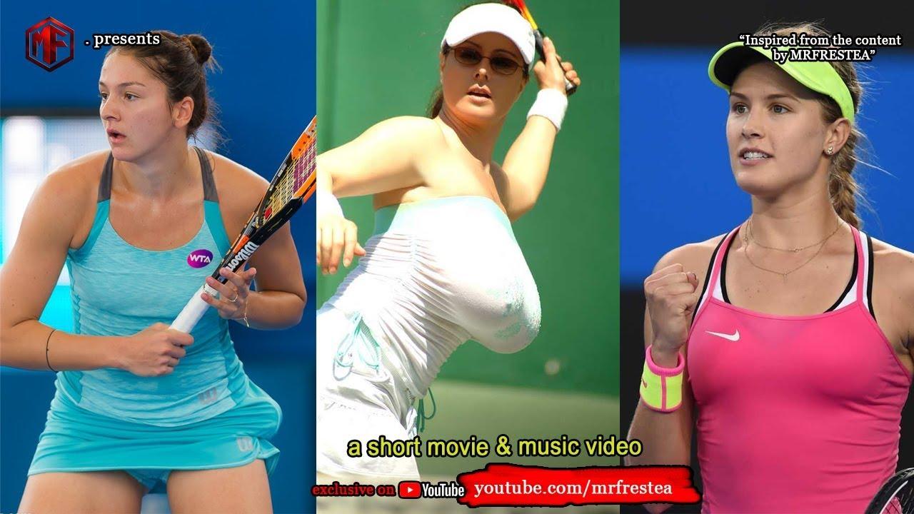 Gambar Pemain Tenis Wanita Dunia Aliansi Kartun – Cuitan Dokter