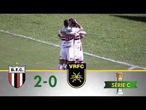 Melhores momento - Botafogo-SP 2 x 0 Volta Redonda - Série C (07/05/2018)