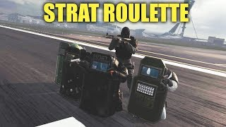 STRAT ROULETTE #7 - Rainbow Six Siege