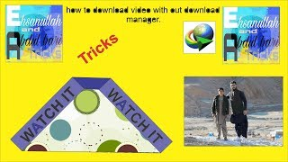 Download Video how to download video without download meneger. MP3 3GP MP4