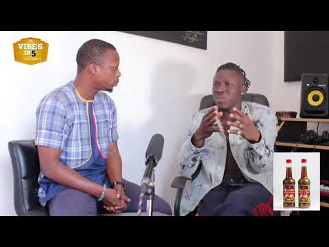STONEBWOY responds to news that he and Samini were not allowed to perform at the reign album launch