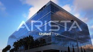 Arista Unified Edge