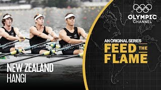 The Maori Traditions That Feed New Zealand's Rowing Champions | Feed the Flame