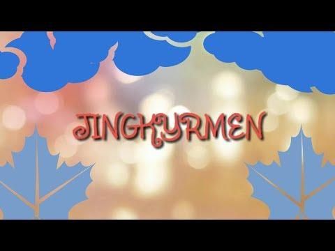 Jingkyrmen   Lyrics Video  Dj Banshan  Ft Neh _ Lily .