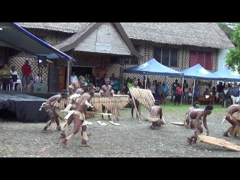 Sing Sing and Dance in the Solomon Islands