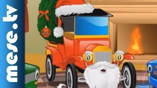 Traff Park - A Karácsonyi kívánság (Traff mese és játék) | MESE TV