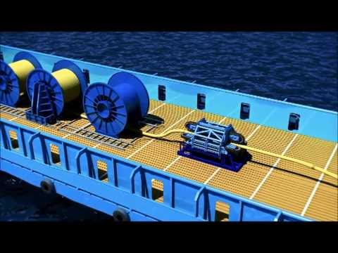 Powered Reel Drive System