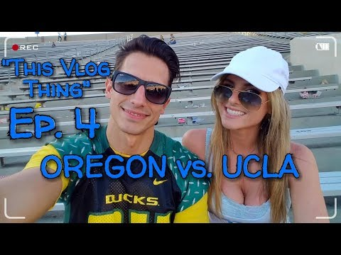 """This Vlog Thing"" (Ep.4) College Football: Gameday Rivals"