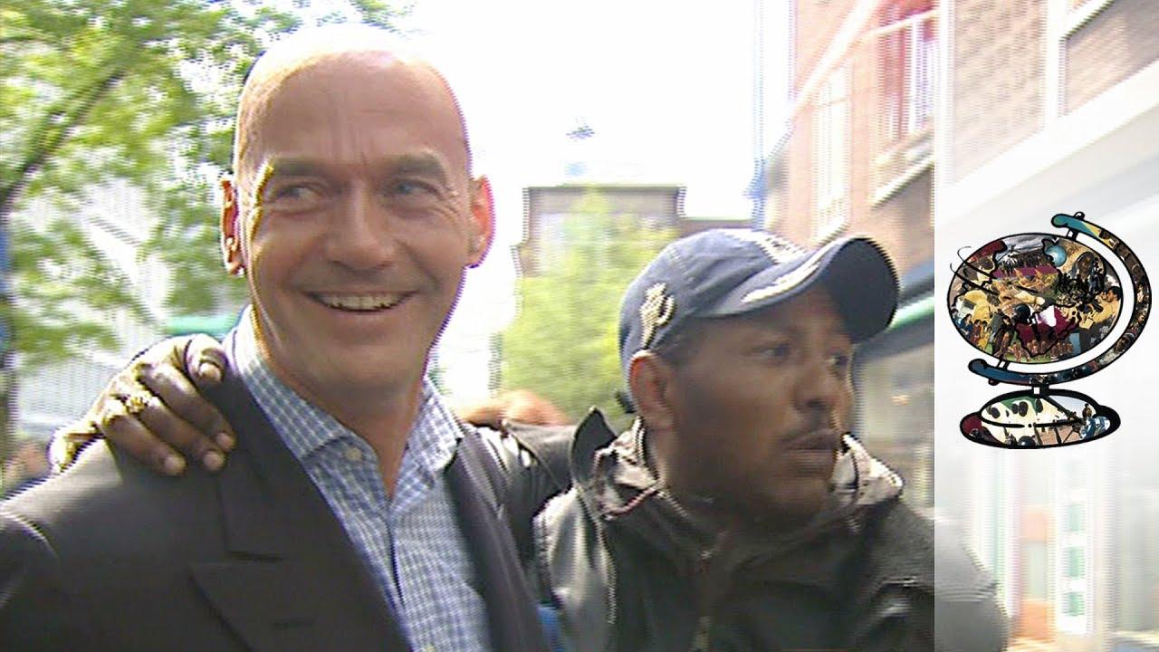 The Last Days Of Assassinated Dutch Politician Pim Fortuyn 2002
