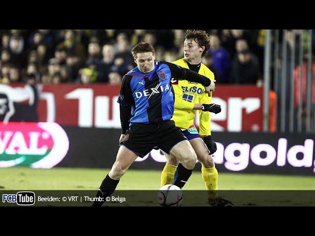 2009-2010 - Jupiler Pro League - 27. Sint-Truiden - Club Brugge 1-1