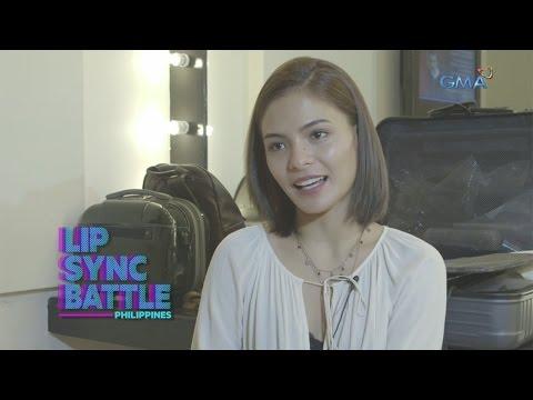 Lovi Poe (Pre-show Interview) | Lip Sync Battle Philippines
