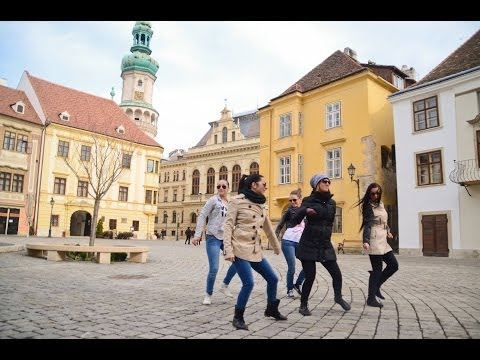 Pharrell Williams - Happy ( WE ARE FROM SOPRON, HUNGARY ) OFFICIAL