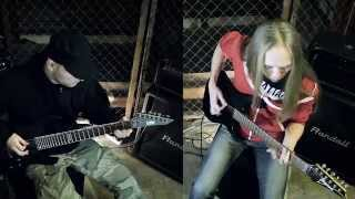 Equilibrium Falls – In Decay (guitar playthrough)