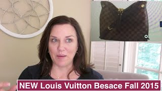 NEW Louis Vuitton Besace Fall 2015