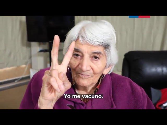Vacunación contra COVID para personas mayores