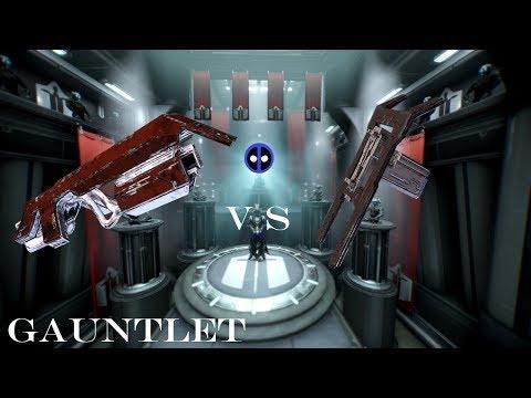 Warframe Gauntlet - Gaze vs Rattleguts - Fortuna Kitgun Edition thumbnail