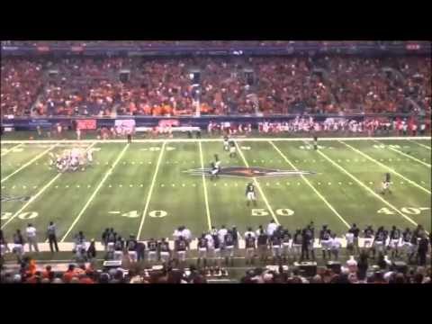 UTSA Football Game Day Sights and Sounds vs Houston 9.28.13