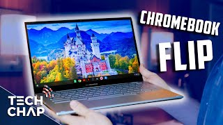 ASUS Chromebook Flip C436 - First Review! (2020) | The Tech Chap