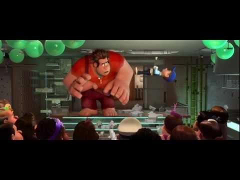Wreck-it Ralph Official Officiële Trailer | Walt Disney | Full HD 1080p NL ondertiteld