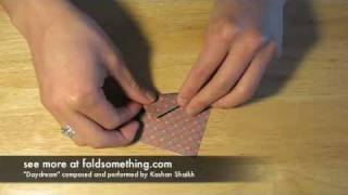 How To Make An Origami Frog Base