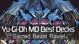 Yugioh MD (Millennium Duels) Best Decks: Sacred Beast Raviel