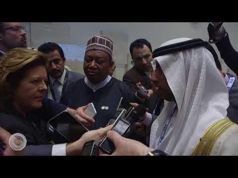 H.E. Suhail Mohamed Al Mazrouei - Minister of Energy, UAE